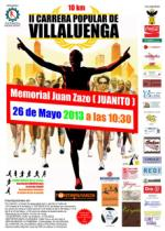 CARRERA POPULAR VILLALUENGRA 10K