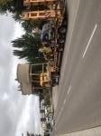 Bonito Bulevar para que aparquen los camiones en sus calles hasta cuando !!!!!!!!!!