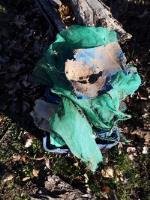 Esta denuncia se hace con la intención de que cada vez haya menos personas que tiren basura de cualquier tipo a la naturaleza, menos aun basura plástica. Los Océanos tienen 1.2 de ratio plástico. Cuando los Oceanos están en peligro, todos los seres del planeta lo estamos