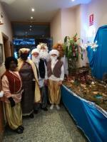 Reyes Magos en Residencia Mio Cid 2018