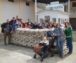 Vecinos de La Vid de Bureba en Beloradode Belorado