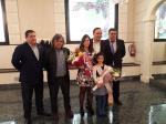BLUSAS EL CAPISCOL: PROCLAMACION DE REINAS