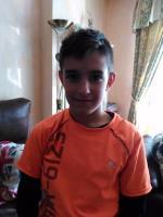 HUGO ALONSO LUCAS cumple 11 años el 22 de Noviembre en Burgos. Estudia en Colegio Sagrado Corazón de Burgos. Por lo que le felicitamos su familia de Burgos y Aldea del Pinar en tal señalado día.
