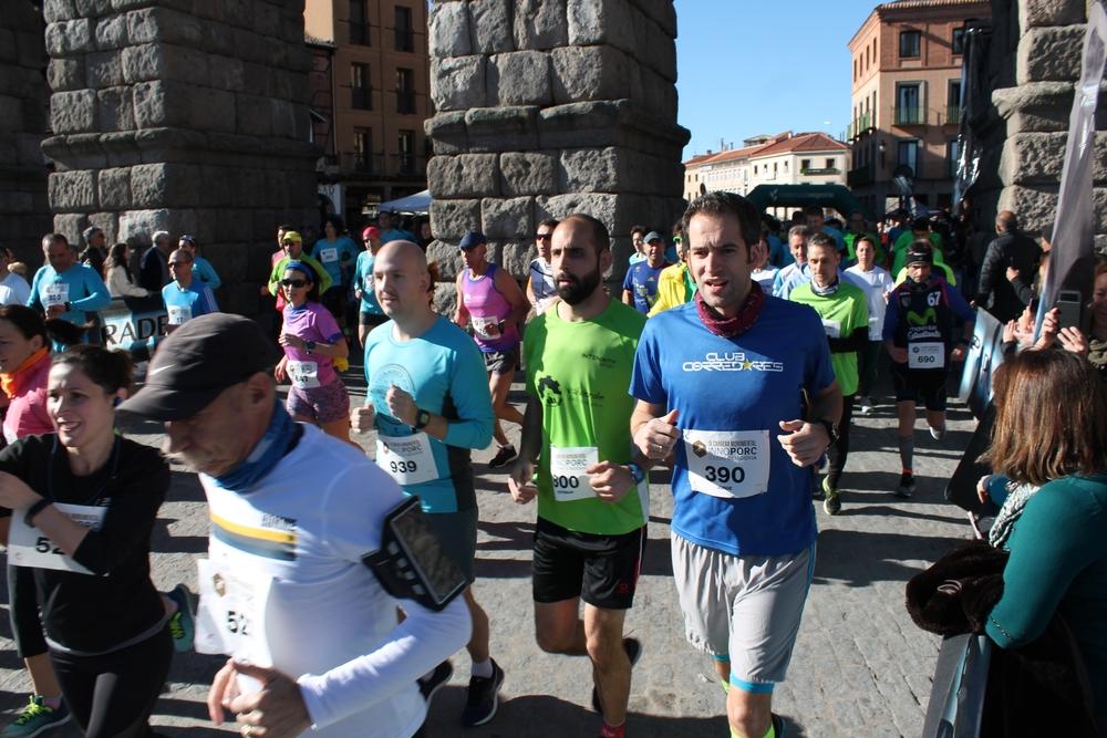 IX Carrera Monumental Innoporc Ciudad de Segovia (1/3)