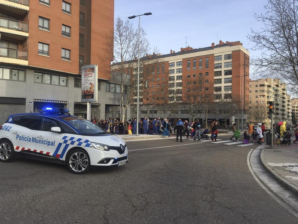 Carnaval en Valladolid