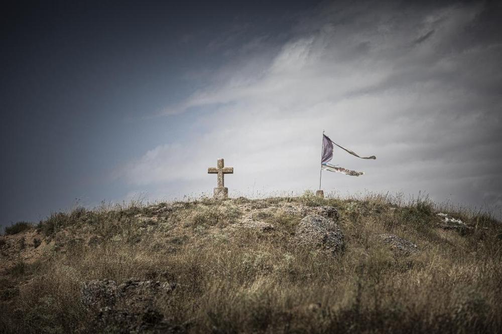 Conjuraderos contra las tormentas en Soria
