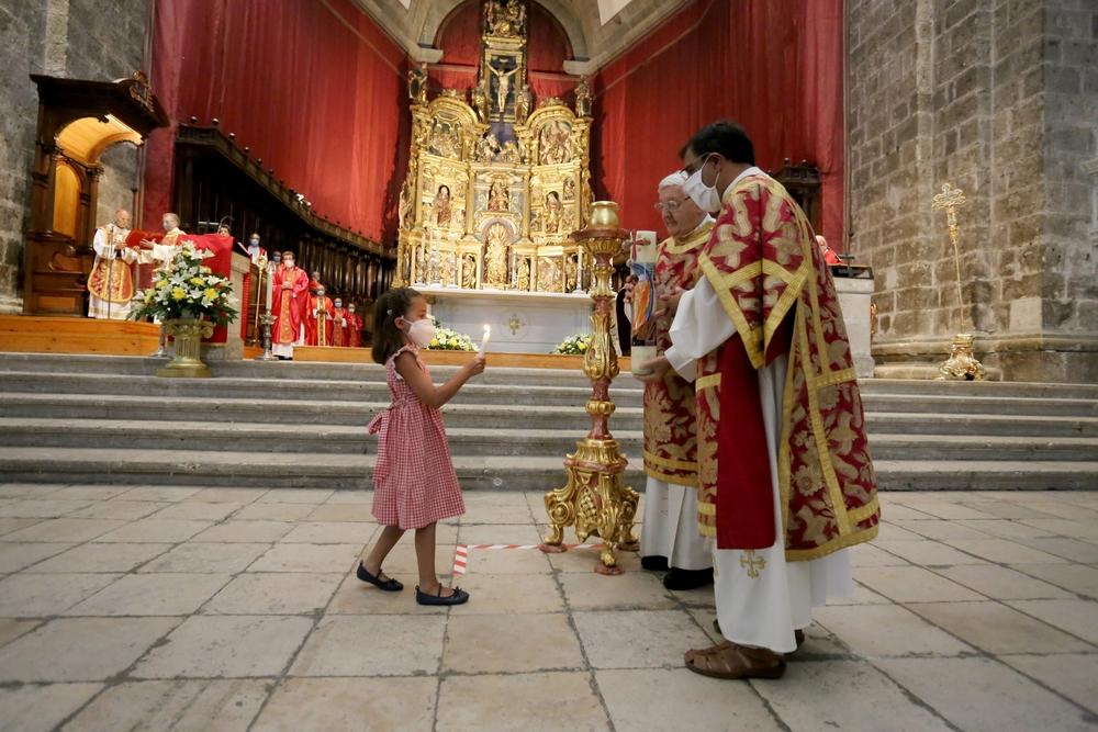 Funeral por las víctimas de la covid-19 en la Catedral
