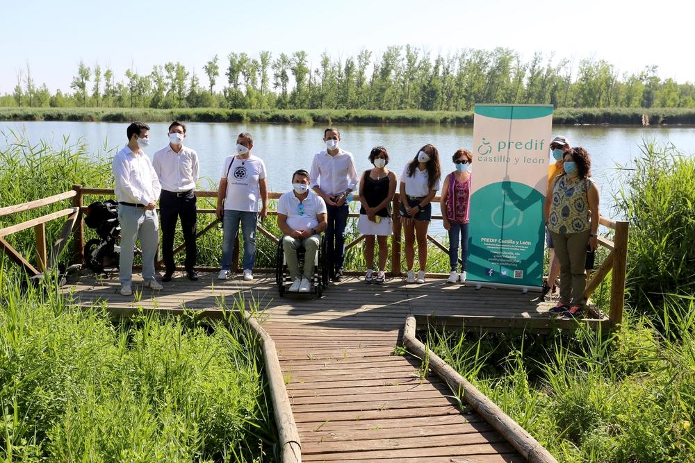 Presentación del proyecto 'Cultura y turismo para todos' en Castronuño