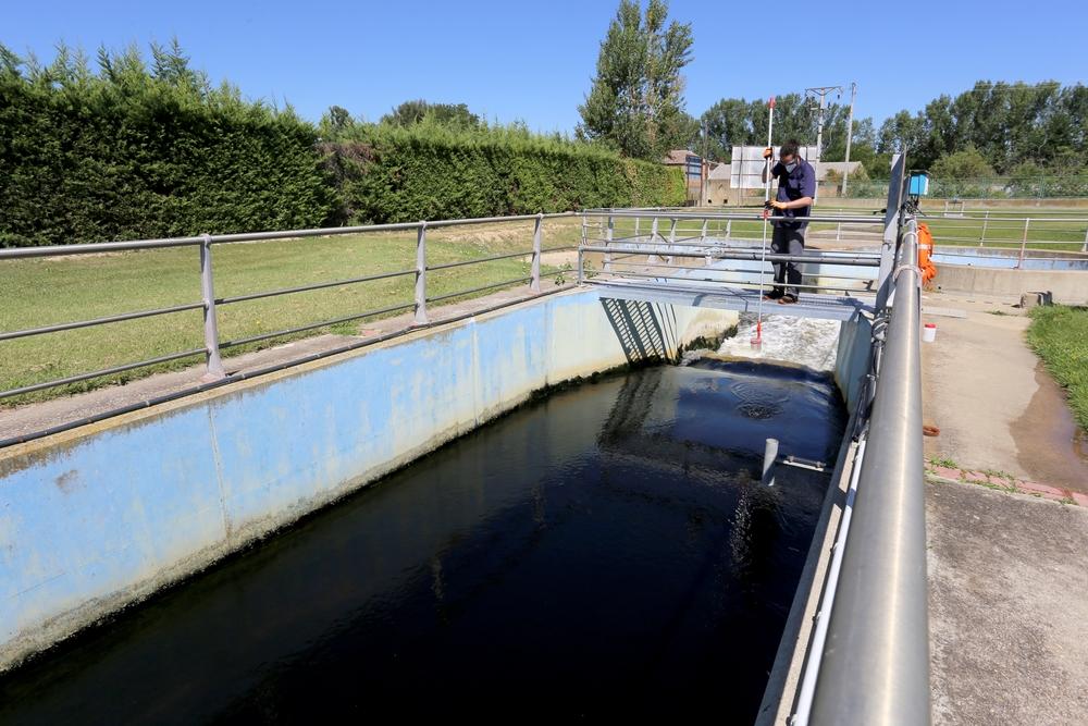 Análisis de aguas para detectar la covid-19