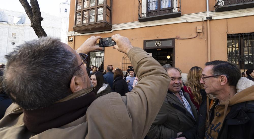 El Penicilino celebra su 'fiesta de casi cierre'