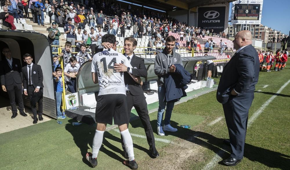Cuarta victoria consecutiva del Burgos