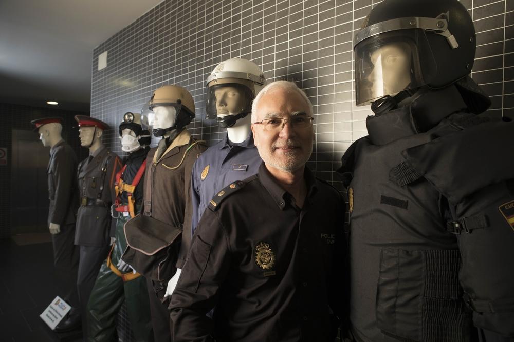 El Museo del Inspector Jefe Antonio González Clavero
