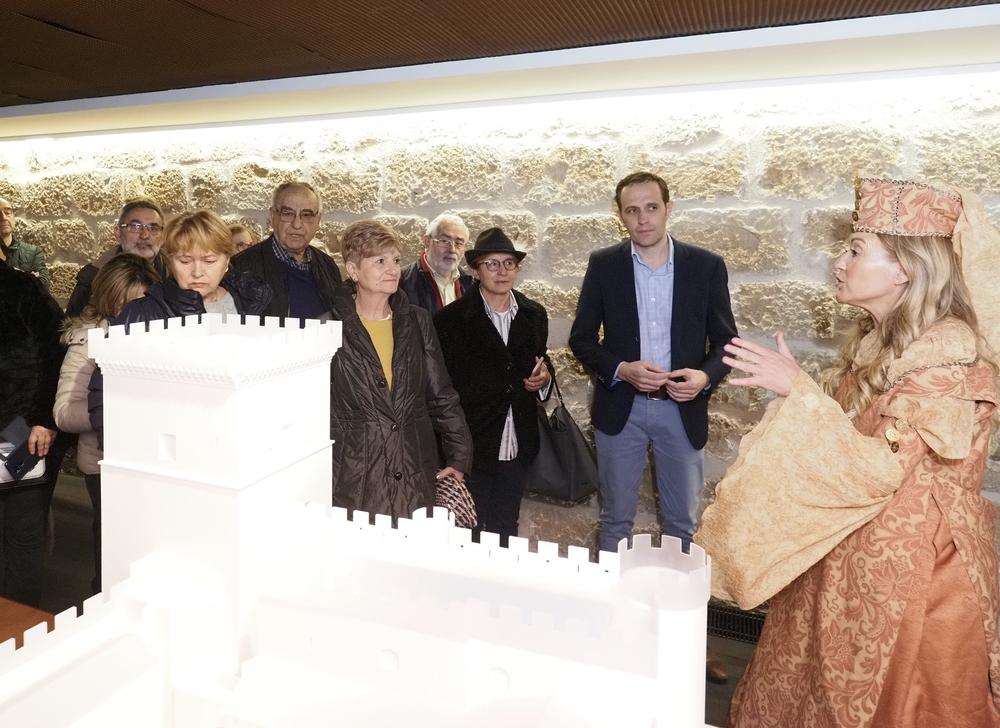 Jornadas de puertas abiertas del Castillo de Fuensaldaña