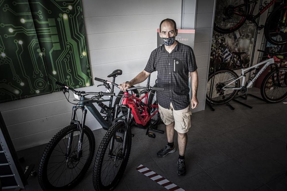 El boom de la bici