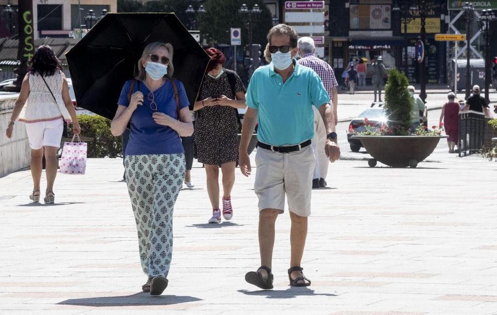 Las temperaturas alcanzan un nuevo récord
