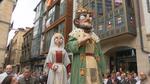 Los gigantes de Soria, protagonistas del Twitter de la DGT