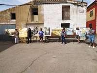Subasta de arte en beneficio de Antígona en Valdelagua