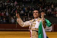 Emilio de Justo será el sustituto de Roca Rey