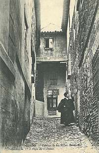 Postales centenarias de origen talaverano