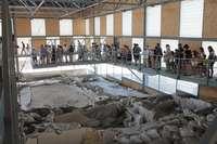 Las visitas al mosaico de Noheda serán gratis