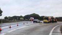 Juzgan a una conductora por un accidente mortal en la N-601