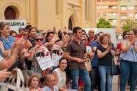Pedro Marín se recupera poco a poco de la huelga de hambre