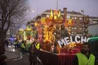 La cabalgata de Reyes tendrá 9 carrozas y 5 pasacalles