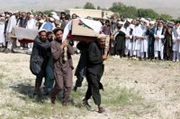 Al menos 40 muertos en un ataque a un hospital en Afganistán
