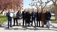 Vox presume de presentar a candidatos de Burgos