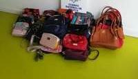 Intervienen bolsos falsificados en la calle Mayor