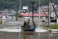 El tifón 'Hagibis' deja 68 muertos en Japón