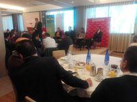 Más de 100 empresarios sorianos buscan soluciones