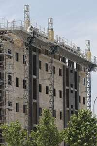 La vivienda nueva solo cubre el 10% del mercado local