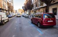Encontrar aparcamiento preocupa a los conductores