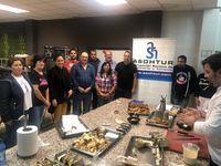 Los cocineros sorianos actualizan conocimientos micológicos