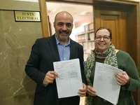 Cs registra su lista para las elecciones generales del 28-A