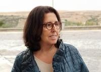 Olga de Pablos, candidata de Ciudadanos al Senado