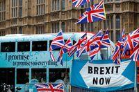 Reino Unido amenaza con ejecutar un Brexit 'duro'