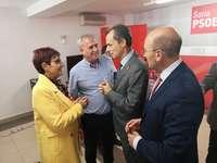 El ministro Duque visita Soria sin anuncios ni compromisos