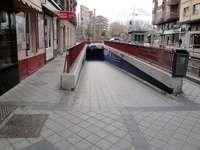 El Ayuntamiento inicia obras en tres túneles peatonales