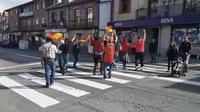 La curiosa celebración en San Rafael del triunfo de España