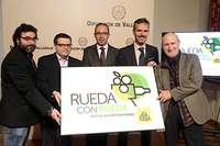 'Rueda con Rueda' cuenta con 17 cortometrajes finalistas