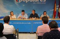 El alcalde de Mahora será el portavoz del PP en Diputación