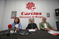 Más de 1.700 familias recibieron ayudas directas de Cáritas