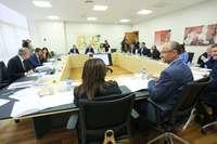 Luis Fuentes presidió la Mesa de las Cortes, órgano que adoptó la decisión de personarse en el TC.