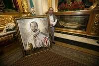 El nuevo 'invitado' de la capilla del Santo Sepulcro