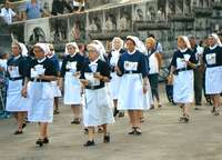 Las reliquias de Santa Bernardita visitan Cuenca
