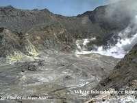 Cinco muertos por la erupción de un volcán en Nueva Zelanda