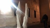 Miquel Navarro anticipa en plena calle la Colección Polo