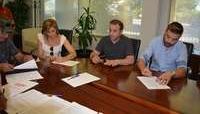Patronal y sindicatos firman el Convenio de Cuchillería